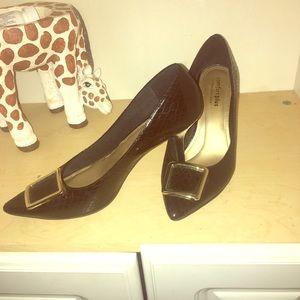 Comfort plus dress shoes